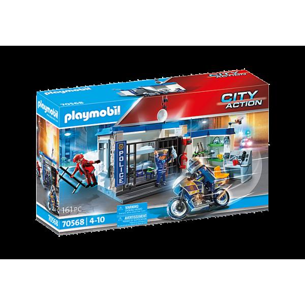 Playmobil 70568 Αστυνομικό Τμήμα
