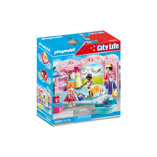 Playmobil 70591 Κατάστημα μόδας