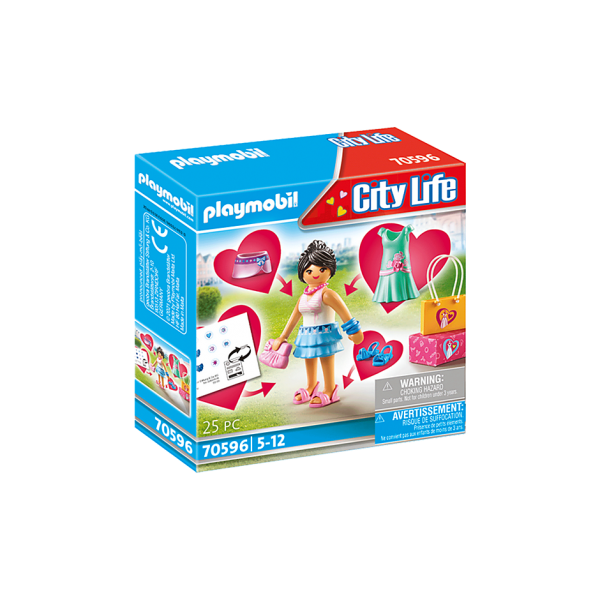 Playmobil 70596 Fashion Girl