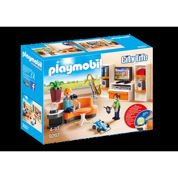 Playmobil 9267 Μοντέρνο καθιστικό