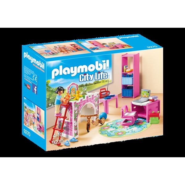 Playmobil 9270 Μοντέρνο παιδικό δωμάτιο