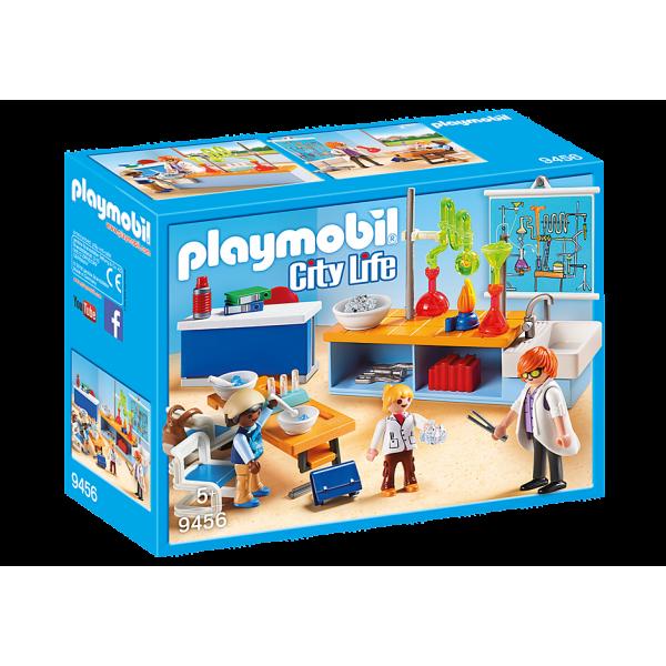 Playmobil 9456 Τάξη Χημείας