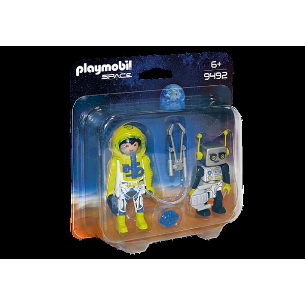 Playmobil 9492 Αστροναύτης και ρομπότ