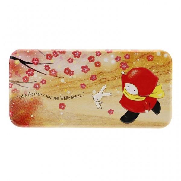 Κασετίνα Μεταλλική Poppi Loves Cherry Blossoms Santoro