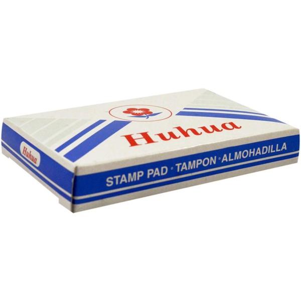 Ταμπόν Σφραγίδας No3 Μπλε Huhua