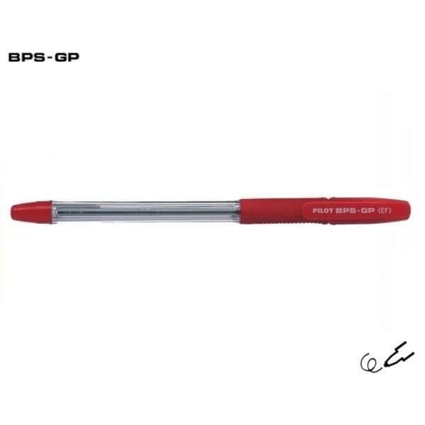 Στυλό BPS-GP Extra Fine 0.5mm Κόκκινο Pilot
