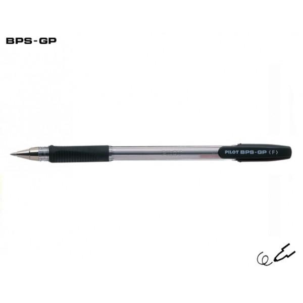 Στυλό BPS-GP Fine 0.7mm Μαύρο Pilot