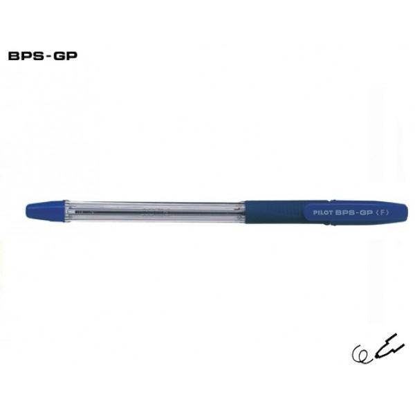 Στυλό BPS-GP Fine 0.7mm Μπλε Pilot