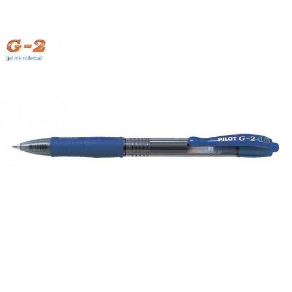 Στυλό G-2 1.0mm Μπλε Pilot