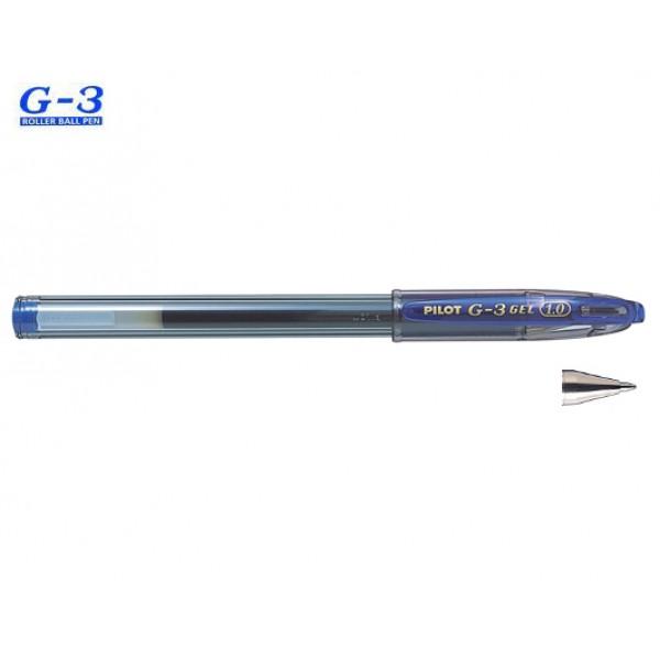 Στυλό G-3 .01mm Μπλε Pilot