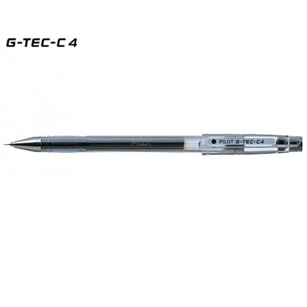 Στυλό G-TEC-C Maica 0.4mm Μαύρο Pilot