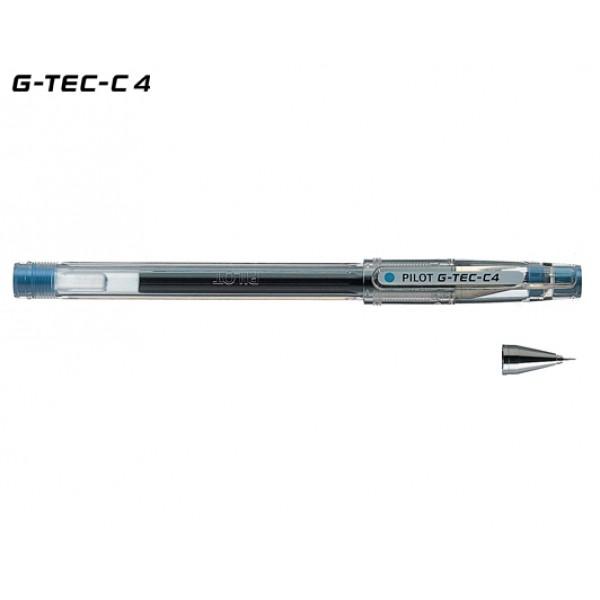 Στυλό HI-TEC-C 0.4mm Σιελ Pilot