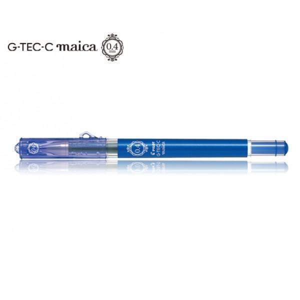 Στυλό G-TEC-C Maica 0.4mm Μπλε Pilot