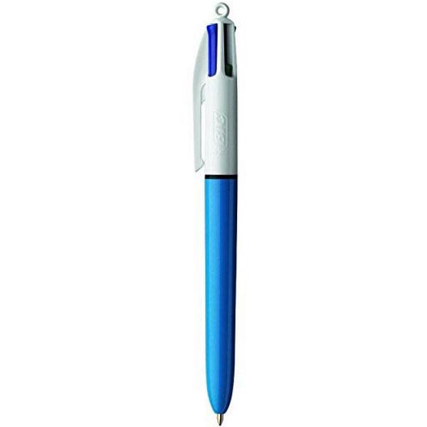 Στυλό 4 Colours Original 1.0mm Μπλε Bic