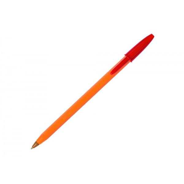 Στυλό Orange Fine 0.8mm Κόκκινο Bic