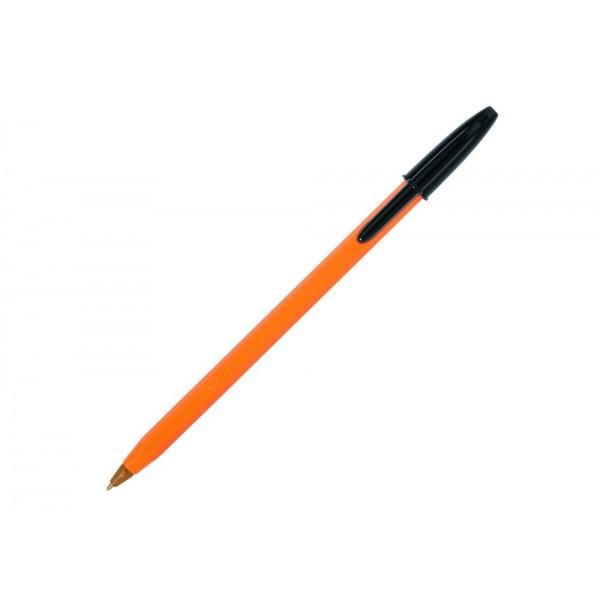 Στυλό Orange Fine 0.8mm Μαύρο Bic
