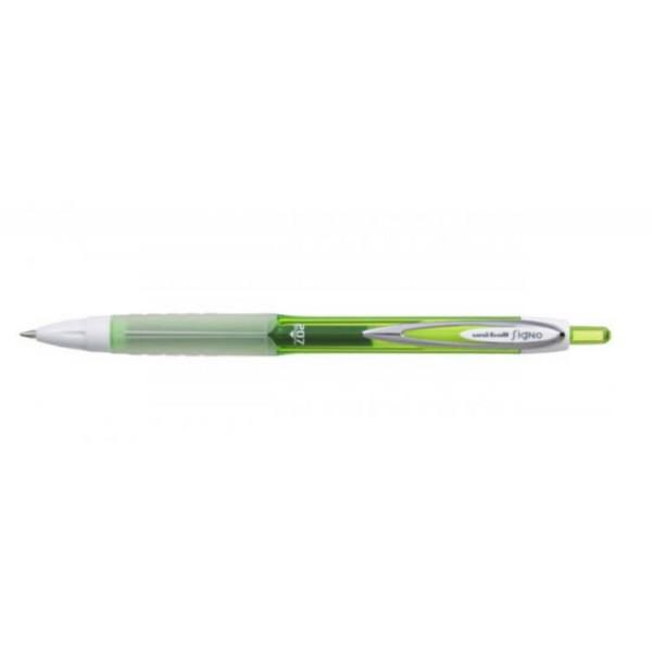 Στυλό Signo 207 0.7mm Πράσινο Uni