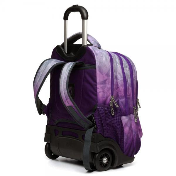 Σακίδιο Wheelix - Glow Τρόλεϊ 9-01-264-8001 Polo