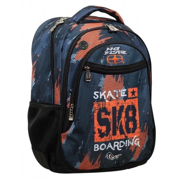 Σακίδιο Skate 8 347-68031  No Fear