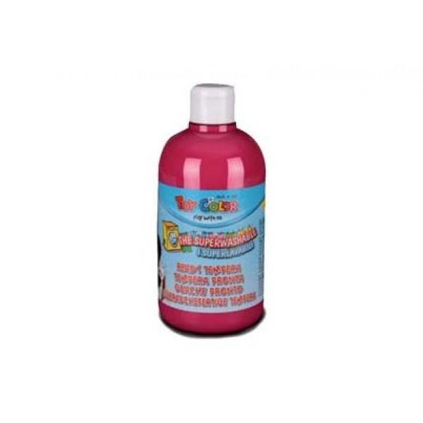 Τέμπερα Toy Color 500ml Superwashable Carmine Red