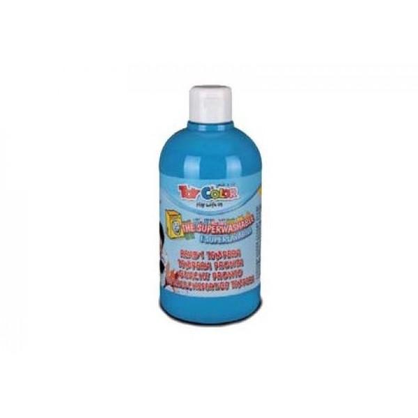 Τέμπερα Toy Color 500ml Superwashable Cyan Blue