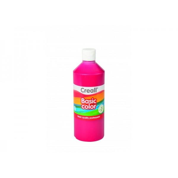 Τέμπερα Basic Color 500ml 07 Primary Red Creall