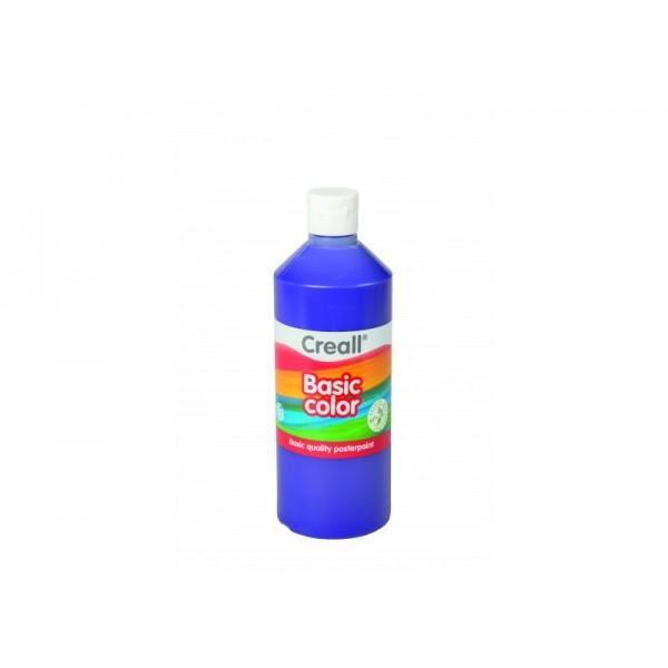 Τέμπερα Basic Color 500ml 09 Violet Creall