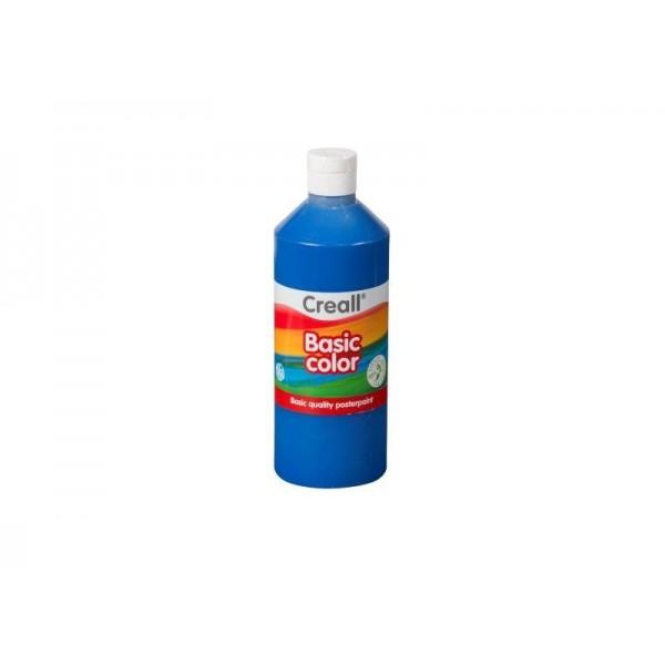 Τέμπερα Basic Color 500ml 11 Dark Blue Creall