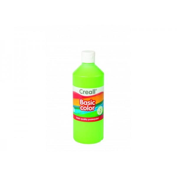 Τέμπερα Basic Color 500ml 14 Light Green Creall