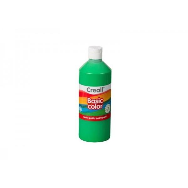 Τέμπερα Basic Color 500ml 15 Mid Green Creall