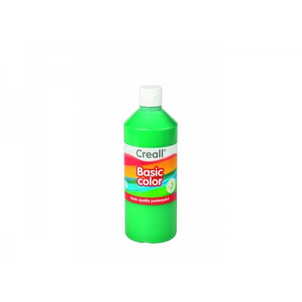 Τέμπερα Basic Color 500ml 16 Dark Green Creall