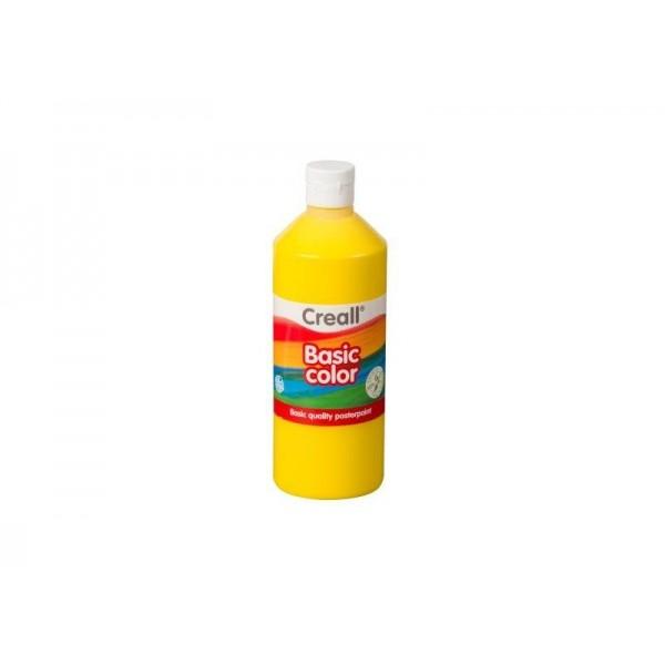Τέμπερα Basic Color 500ml 02 Primary Yellow Creall
