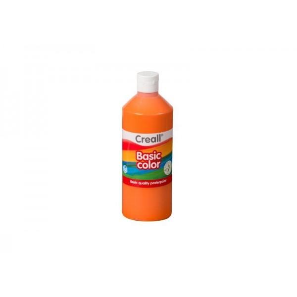 Τέμπερα Basic Color 500ml 04 Orange Creall