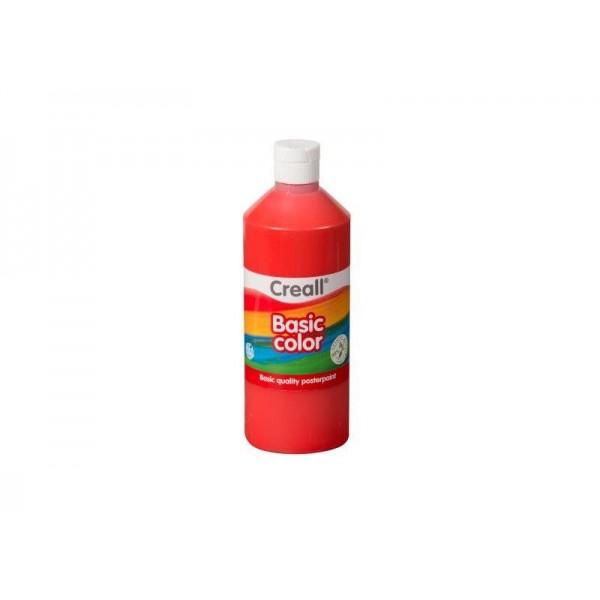 Τέμπερα Basic Color 500ml 05 Light Red Creall
