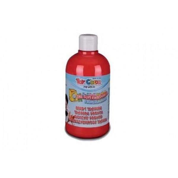 Τέμπερα Toy Color 500ml Superwashable Red