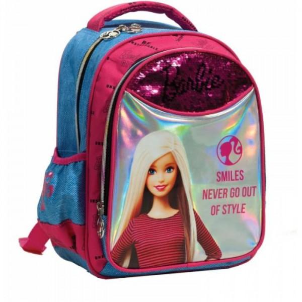 Τσάντα Νηπίου Barbie Denim Fashion 349-66054