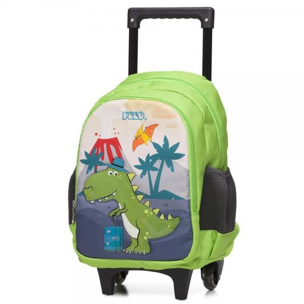 Τσάντα Νηπίου Trolley New Animal Junior 9-01-008-8036 Polo