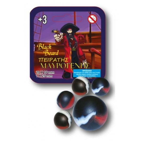 Βόλοι 20+1 τμχ : Πειρατής Μαυρογένης